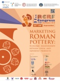 31st RCRF Congress - MARKETING ROMAN POTTERY: ECONOMIC RELATIONSHIP BETWEEN LOCAL AND IMPORTED PRODUCTS